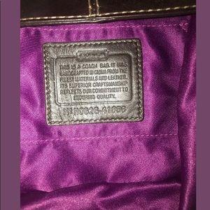 Coach Bags - Coach Zoe mini bag - NWT